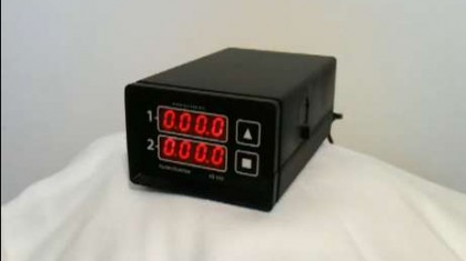 Flowcounter KE555